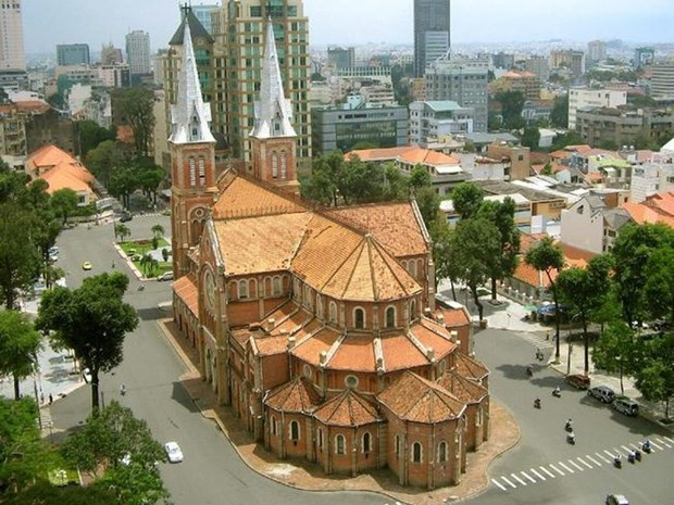 Promueven turismo de Ciudad Ho Chi Minh durante Feria Internacional en Reino Unido hinh anh 1