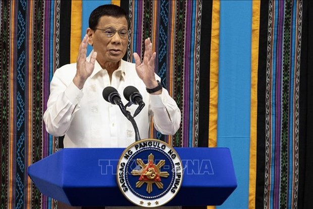 Exhorta Filipinas a la ASEAN a impulsar la integracion economica hinh anh 1