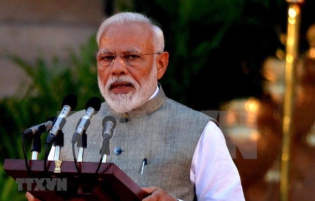Aplaude primer ministro de la India decision de ASEAN de revisar el TLC bilateral hinh anh 1