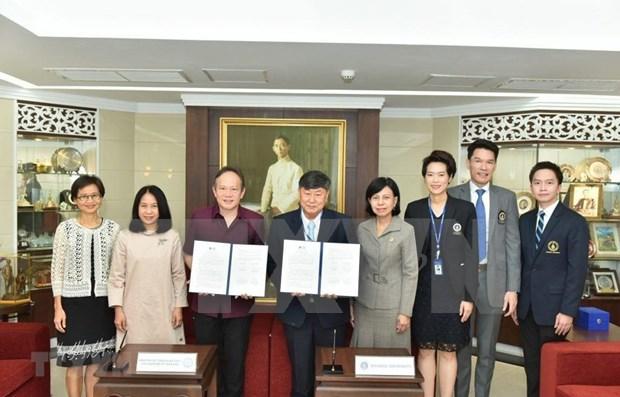 Inaugura ASEAN Centro de investigacion para Desarrollo Sostenible en Tailandia hinh anh 1