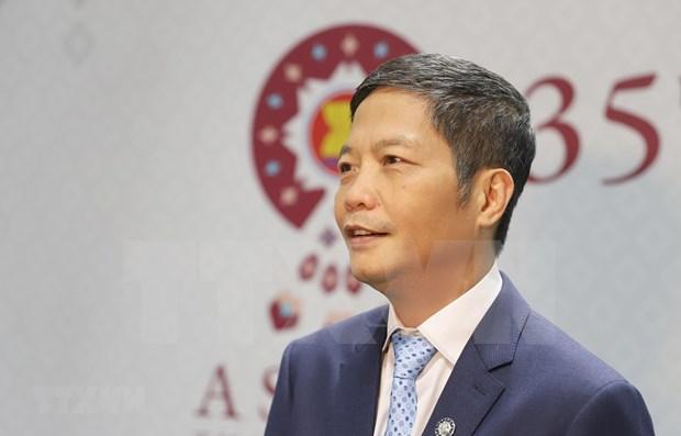 Resaltan papel de Vietnam en garantizar intereses de la ASEAN en negociaciones del RCEP hinh anh 1