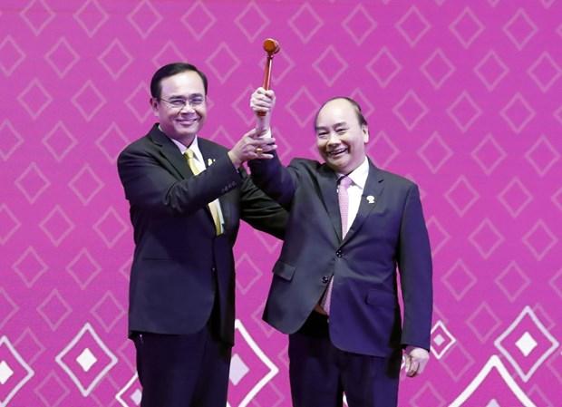 Anuncia Vietnam tema del Ano de ASEAN 2020 hinh anh 1