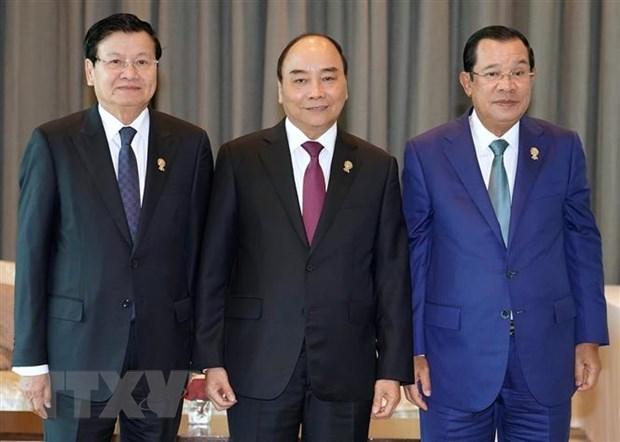 Vietnam busca incrementar lazos con los paises de la region hinh anh 1