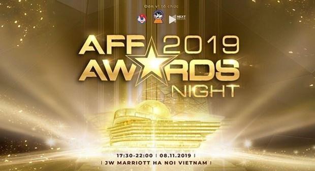 Entregaran en Vietnam premios de Federacion de Futbol de la ASEAN 2019 hinh anh 1
