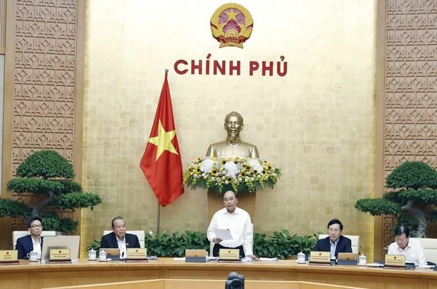 Destaca premier resultados positivos de economia de Vietnam en 2019 hinh anh 1