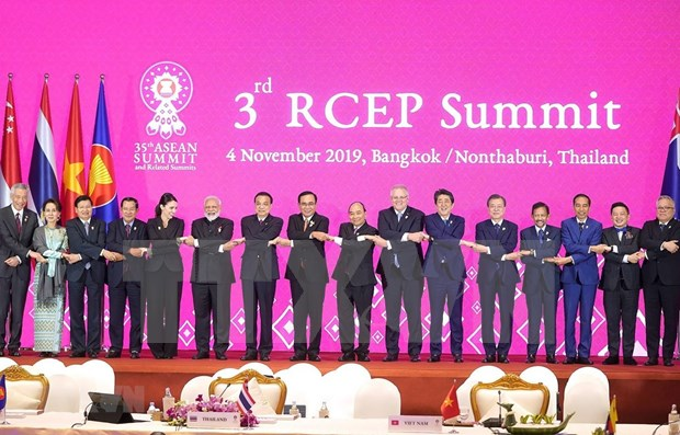Retrasan hasta el proximo ano firma del Acuerdo de Asociacion Economica Integral Regional hinh anh 1