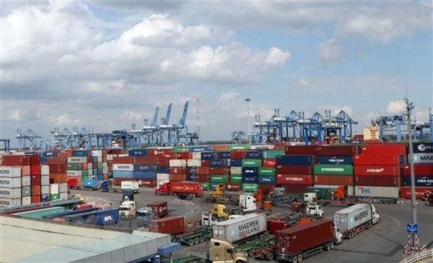 Registro Vietnam un superavit comercial de 410 millones de dolares con Israel hinh anh 1