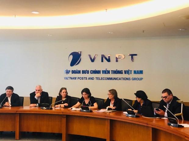 Promueve Cuba ampliacion de inversiones vietnamitas en sector de telecomunicaciones e informatica hinh anh 1