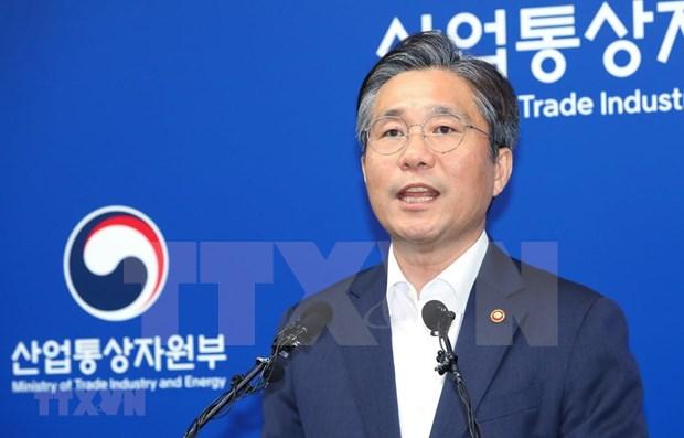Destaca Corea del Sur importancia del Acuerdo de Asociacion Economica Integral Regional hinh anh 1