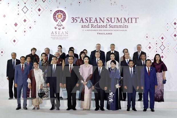 Reafirma presidencia de ASEAN papel de Vietnam en esa organizacion regional hinh anh 1