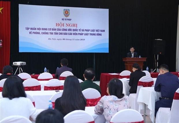 Amplian en Vietnam conciencia sobre Convencion contra la tortura y otros tratos o penas crueles hinh anh 1