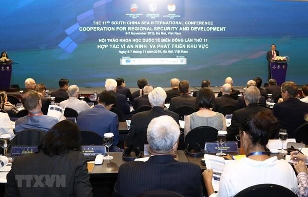 Convencion sobre Derecho del Mar, instrumento para establecer orden en mares y oceanos hinh anh 1