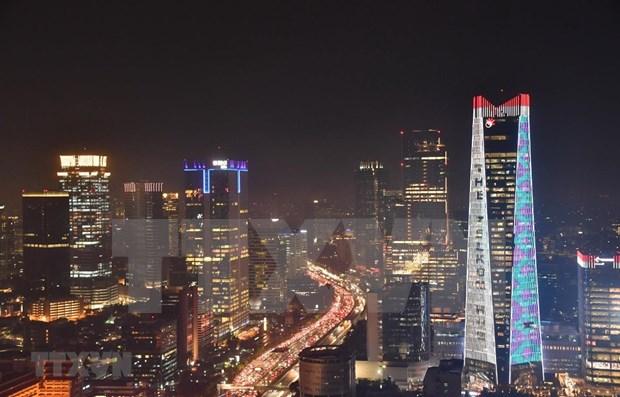 Registra Indonesia su menor ritmo de crecimiento en dos anos hinh anh 1