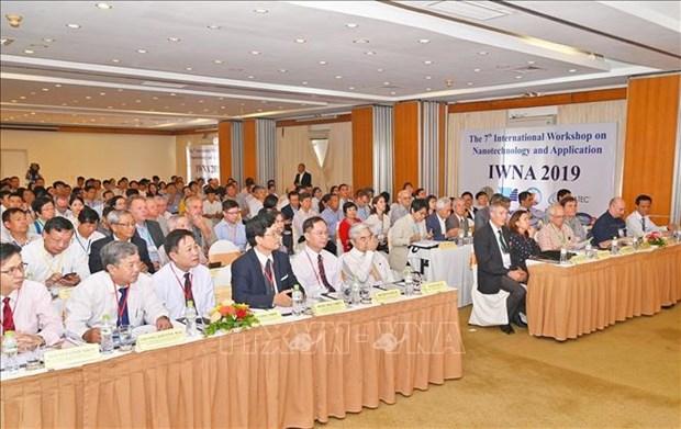 Efectuan en Vietnam simposio internacional sobre nanotecnologia hinh anh 1