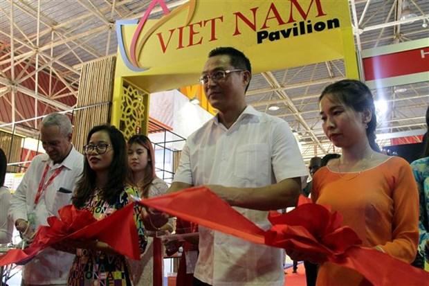 Celebran Dia de Vietnam en Feria Internacional de La Habana hinh anh 1