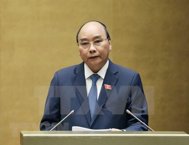 Reitera premier de Vietnam compromiso con crecimiento inclusivo hinh anh 1