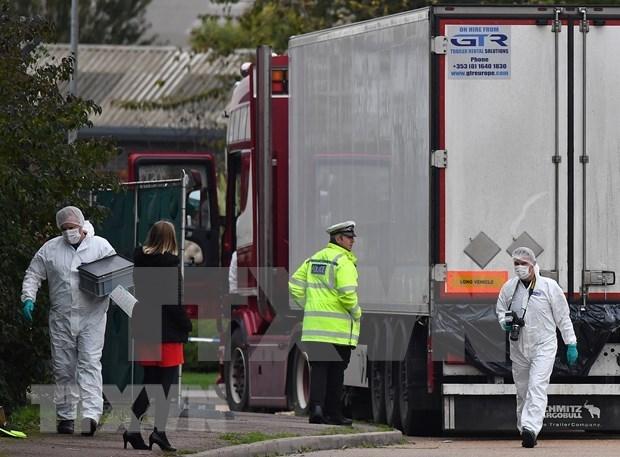 Publica Vietnam identidad de victimas de tragedia en Reino Unido hinh anh 1