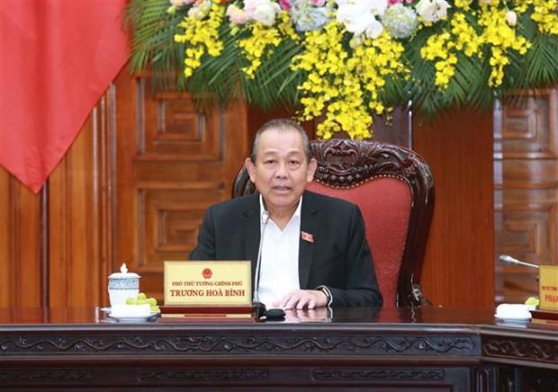 Acelera Vietnam implementacion de medidas de proteccion ciudadana en torno a la tragedia de Essex hinh anh 1