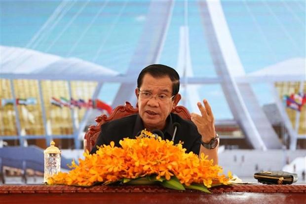 Presentan en Camboya nuevo plan de desarrollo quinquenal hinh anh 1