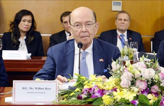 Celebran el 25 aniversario de fundacion de Camara de Comercio de EE.UU. en Hanoi hinh anh 1