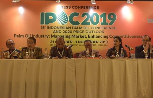 Expande Indonesia la produccion de biocombustible hinh anh 1