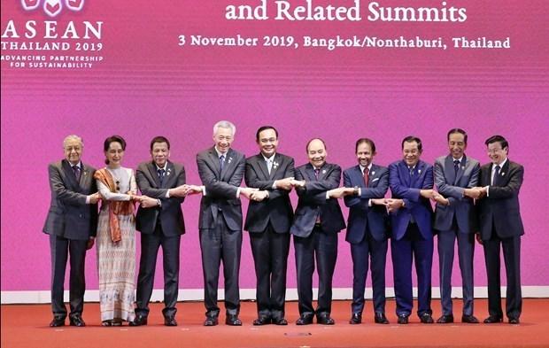 Organizacion de Cumbre de la ASEAN ofrece beneficios a Tailandia, segun encuesta hinh anh 1