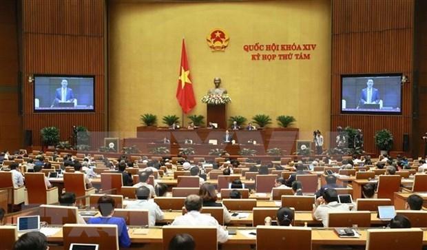 Parlamento de Vietnam continuara amplia agenda sobre analisis de leyes hinh anh 1
