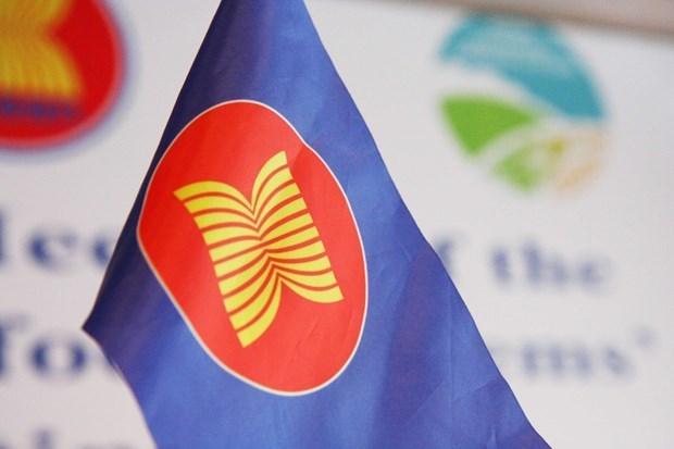 Inauguran en Hanoi la XLVIII Reunion de Altos Funcionarios de Transporte de ASEAN hinh anh 1