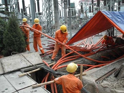 Acelera Tailandia proyecto de linea electrica subterranea hinh anh 1
