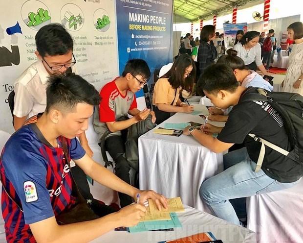 Demanda Ciudad Ho Chi Minh 26 mil empleados en noviembre de 2019 hinh anh 1