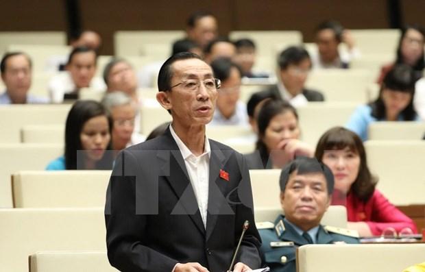 Aprueba Parlamento de Vietnam vision sobre desarrollo socioeconomico en 2020 hinh anh 1