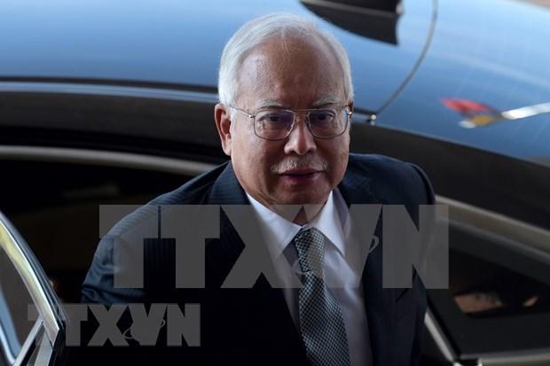 Prosigue en Malasia juicio sobre escandalo del Fondo 1MDB hinh anh 1