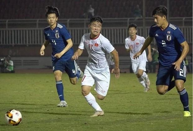 Confian expertos en clasificacion de Vietnam para el Campeonato Asiatico de Futbol Sub19 hinh anh 1