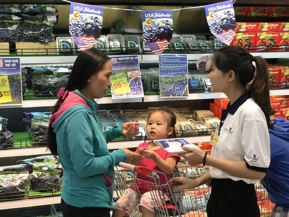 Busca Estados Unidos vender mas productos agricolas en Vietnam hinh anh 1