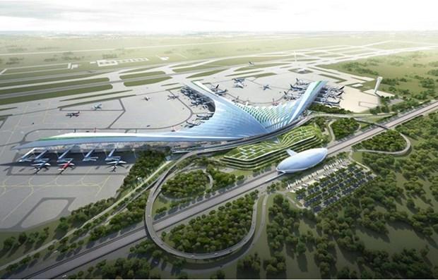 Estudiara Parlamento de Vietnam factibilidad de proyecto del Aeropuerto Internacional de Long Thanh hinh anh 1