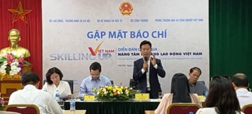 Se empena Vietnam en mejorar la preparacion de sus recursos humanos hinh anh 1