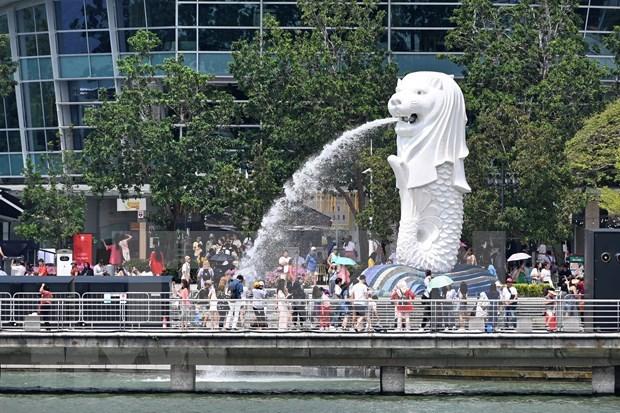 Invertira Singapur dos mil millones de dolares en proyectos ecologicos hinh anh 1