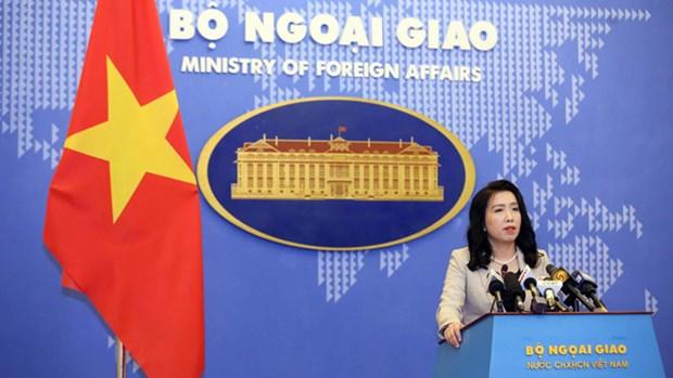 Rechaza Vietnam declaracion china de soberania sobre Truong Sa hinh anh 1