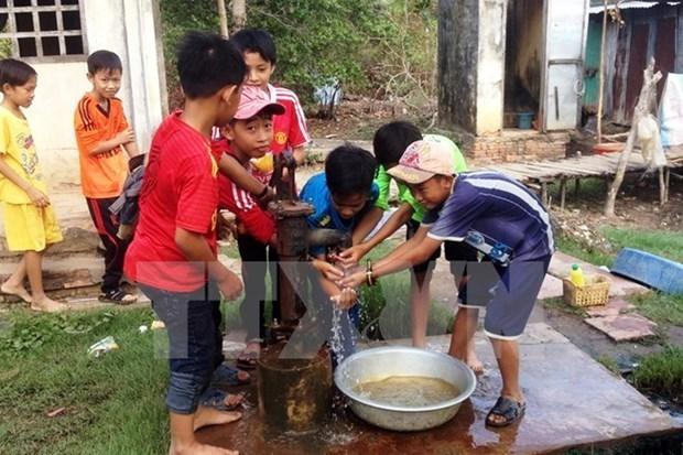 Conmemoraran en Vietnam aniversario 30 de la Convencion sobre los Derechos del Nino hinh anh 1