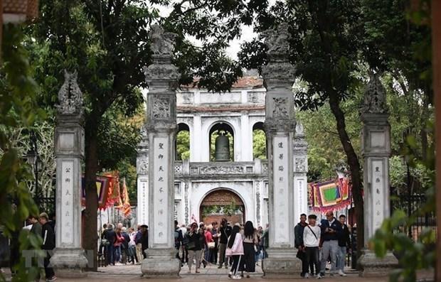 Garantiza Hanoi entorno favorable para operaciones de empresas turisticas europeas hinh anh 1