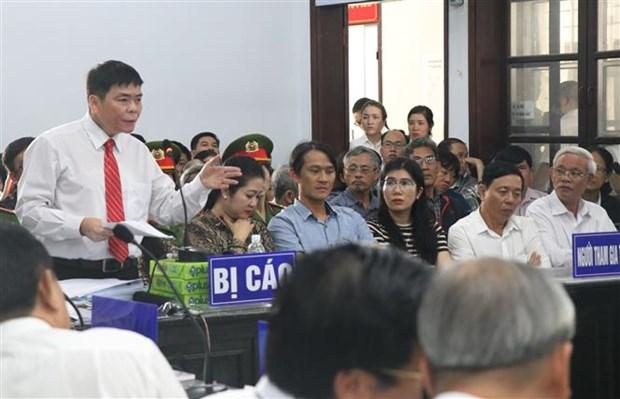 Inician juicio por evasion fiscal contra jurista vietnamita y sus complices hinh anh 1
