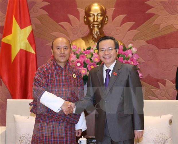 Vietnam y Butan buscan una mayor cooperacion en auditoria hinh anh 1