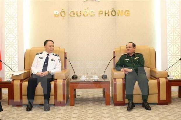 Profundizan Vietnam y China colaboracion en seguridad fronteriza hinh anh 1
