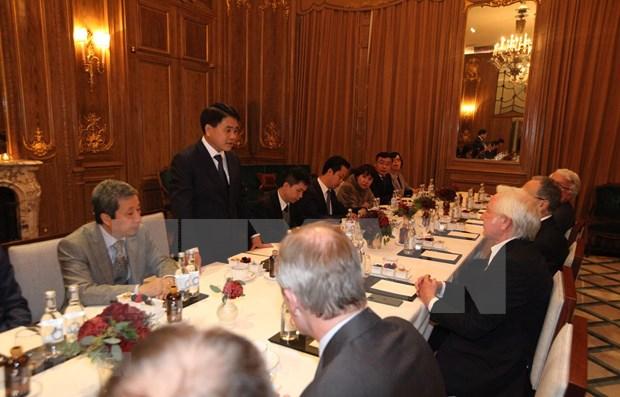 Hanoi busca potenciar cooperacion con socios israelies y britanicos hinh anh 1