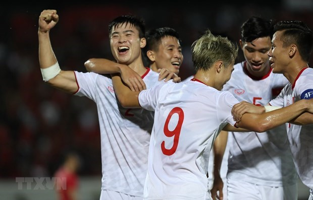 Pronostican medios internacionales el avance de Vietnam en eliminatoria de Copa Mundial 2022 hinh anh 1