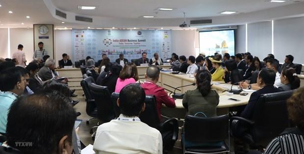 Debaten en Nueva Delhi impulso de los vinculos comerciales entre Vietnam y la India hinh anh 1