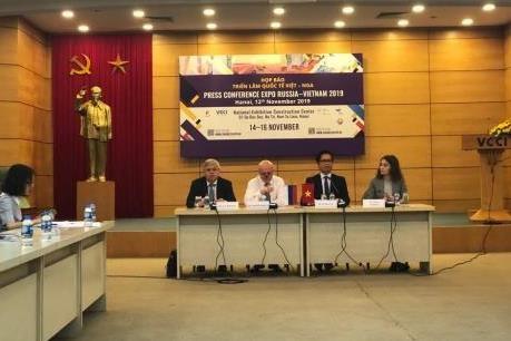 Celebraran exposicion y foro de promocion comercial Vietnam-Rusia hinh anh 1