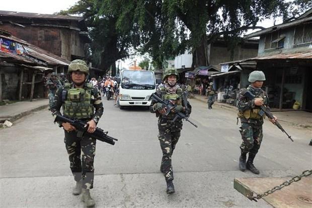 Realizan paises de la ASEAN y socios ejercicios contra el terrorismo hinh anh 1