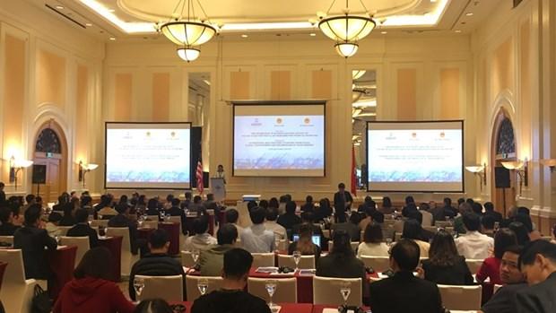 Intercambian en Hanoi sobre intensificacion de lucha contra fraude comercial hinh anh 1