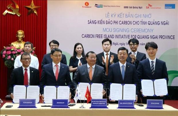 "Proyectan construir en Vietnam ""isla sin carbono"